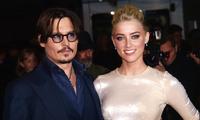 Johnny Depp bị tung tin nhắn dọa giết vợ cũ