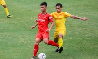 Lấy điểm với thầy Park, U22 Việt Nam đấu tập mà như đánh trận
