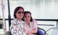 Việt Hương chia sẻ cuộc sống gia đình sau khi chồng về Việt Nam ở hẳn sau 26 năm