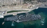 Siêu tàu sân bay Gerald R. Ford là mối đe dọa Trung Quốc
