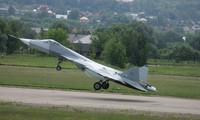 Tiêm kích thế hệ 5 PAK FA T-50. Ảnh: RIA Novosti