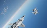 Tiêm kích-đánh chặn MiG-31 của không quân Nga. Ảnh: RT
