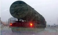 Tên lửa đạn đạo DF-41. Ảnh: Vpk