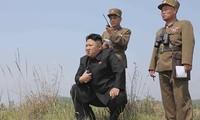 Chính quyền Bình Nhưỡng được cho là sắp tiến hành vụ thử tên lửa hạt nhân mới. Ảnh: Reuters