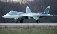 Nga sắp sản xuất hàng loạt tiêm kích T-50. Ảnh: Sputnik
