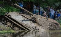 Xe tăng T-34-76 duy nhất trên thế giới lộ diện