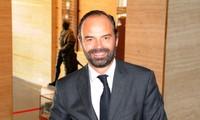 Tân Thủ tướng Pháp Edoard Philippe. Ảnh: AFP
