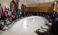 Toàn cảnh Hội nghị thượng đỉnh các nước G7 và lãnh đạo 5 nước châu Phi ở Taormina, ngày 27/5. (Nguồn: AFP/TTXVN)