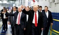 [ĐỒ HỌA] Chính quyền của Tổng thống Mỹ Donald Trump