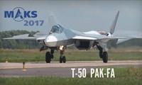 Uy lực của tiêm kích thế hệ năm Su-57 của Nga