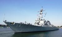Khu trục hạm USS John S. McCain gặp nạn uy lực ra sao?