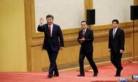 Bảy thành viên bộ máy cao nhất Đảng Cộng sản Trung Quốc