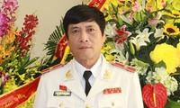 Ông Nguyễn Thanh Hóa, nguyên Thiếu tướng, Cục trưởng Cảnh sát phòng chống tội phạm công nghệ cao (C50) - Bộ Công an.