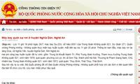 Bộ Quốc phòng thông tin vụ máy bay quân sự rơi ở Nghệ An