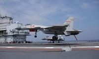 Tiêm kích Su-33 Nga và J-15 Trung Quốc: Bên tám lạng, kẻ nửa cân
