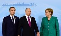 Hội nghị thượng đỉnh Nga, Pháp, Đức và Thổ Nhĩ Kỳ bàn về Syria