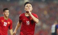 Quang Hải vào top 10 sao trẻ hay nhất châu Á