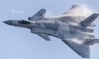 Trung Quốc tiếp tục khoe tiêm kích J-20 giữa lúc căng thẳng với Mỹ