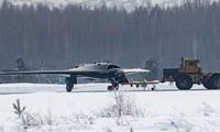 Báo Mỹ nói về siêu máy bay Okhotnik-B của Nga