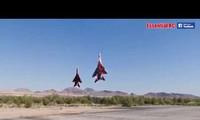 Mãn nhãn màn trình diễn của 'cặp đôi' tiêm kích MiG-29