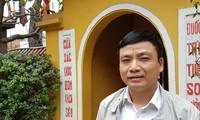 Cư sĩ Giới Minh- Trưởng BBT Tạp chí Nghiên cứu Phật học