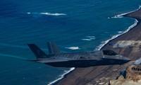 Máy bay chiến đấu thế hệ năm F-35. Ảnh: US Navy