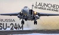 Uy lực cường kích – ném bom Su-24M của Không quân Nga