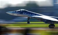 Nga tiếp tục thử nghiệm siêu tiêm kích Su-57 ở Syria