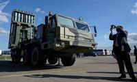 Hệ thống tên lửa phòng không tầm trung S-350 Vityaz. Ảnh: Sputnik