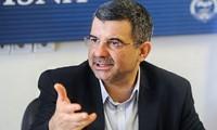 Thứ trưởng Y tế Iraj Harirchi. Ảnh: Tehran Times