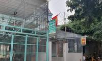 Vườn lan Hà Thanh khóa trái cửa mấy ngày qua.