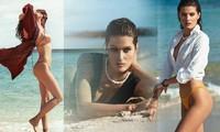'Thiên thần nội y' Isabeli Fontana bốc lửa và cá tính trên biển