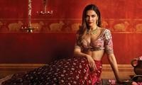 'Bỏng mắt' ngắm 'biểu tượng sắc đẹp' Ấn Độ Deepika Padukone