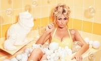 Paris Hilton xinh đẹp rạng ngời giữa lùm xùm huỷ hôn
