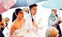 Hoa hậu Priyanka Chopra được chồng trẻ chăm chút, tình tứ trên thảm đỏ Cannes