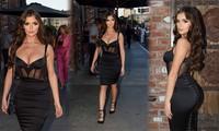 'Kim Kardashian nước Anh' khoe dáng nóng bỏng trên phố