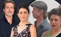 Brad Pitt và Alia Shawkat bị đồn hẹn hò.