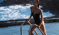 Nàng mẫu Birgit Kos 'gây mê' ánh nhìn với áo tắm