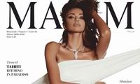 Madalina Ghenea khoả thân trên tạp chí đàn ông, nóng bỏng 'gây mê'