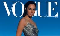 'Wonder Woman' Gal Gadot đẹp như nữ thần trên Vogue Mỹ