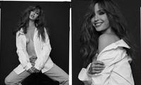 Bạn gái siêu mẫu của Neymar chụp ảnh ngực trần siêu quyến rũ