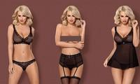 Rhian Sugden mặc nội y xuyên thấu lộ nguyên vòng 1 nóng bỏng