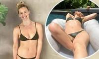 Siêu mẫu Bar Refaeli - tình cũ Leonardo DiCaprio tung ảnh bikini khoe dáng