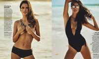 Alessandra Ambrosio 'thôi miên' người nhìn với những shoot hình cởi đồ đẹp mê mẩn