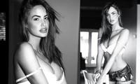 Đường cong 'nghẹt thở' của siêu mẫu áo tắm Haley Kalil
