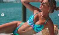 Ngưỡng mộ body tuyệt mỹ của mẫu áo tắm 9x Cindy Prado