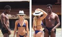 Mỹ nhân truyền hình Montana Brown nóng bỏng với bikini nhỏ xíu