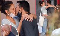 Katie Holmes hôn say đắm bồ trẻ, dường như chưa hạnh phúc như thế sau ly hôn Tom Cruise