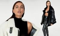 Mỹ nhân Nga Irina Shayk gợi cảm đầy quyền lực trong bộ ảnh thời trang mới