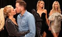Paris Hilton liên tục khóa môi tình tứ bạn trai trong buổi chụp hình thời trang